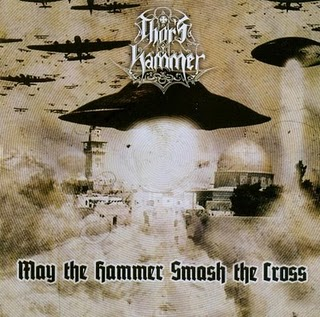 Thor's Hammer - May The Hammer Smash The Cross (Remastered)(2008)