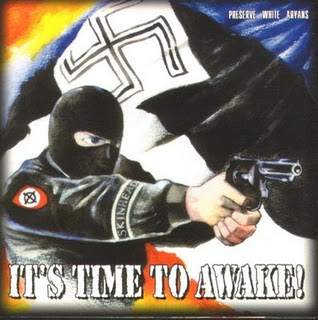 Preserve White Aryans - It's Time To Awake (2001)