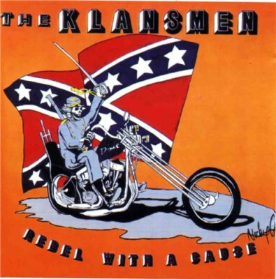 The Klansmen - Rebel With a Cause (1989 / 2010) LOSSLESS