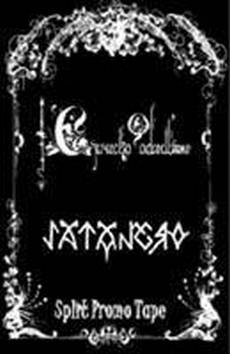 Pagan Obsession & Satangra - Split (2003)