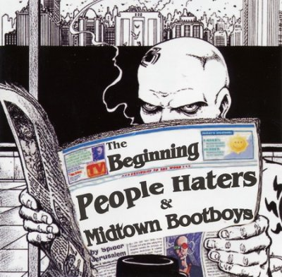 People Haters & Midtown Bootboys - The Beginning (2005)