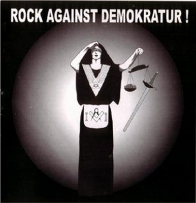 VA - Rock Against Demokratur! (2005)