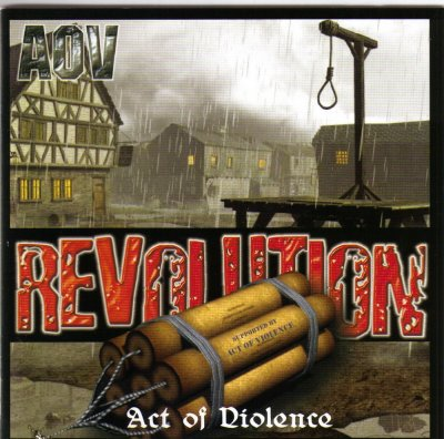Act Of Violence - Revolution (2006)