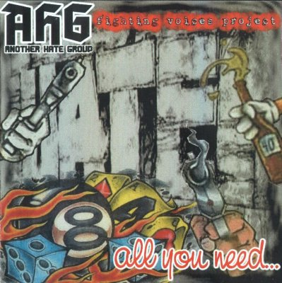 Another Hate Group - All you need... (2003)