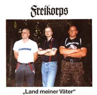 Freikorps - Discography (1990 - 2016)