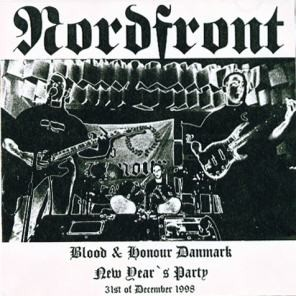 Nordfront - Discography (1998 - 2016)