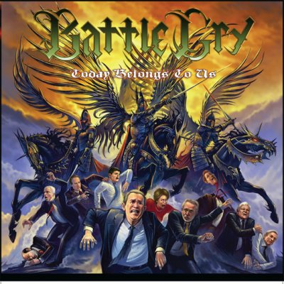 Battlecry - Today Belongs To Us (2009)