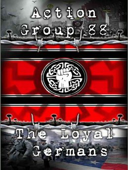 Action Group 88 & The Loyal Germans - Split (2010)