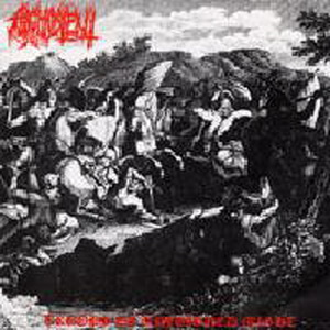 Arghoslent - Troops Of Unfeigned Might [EP] (2000)