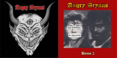 Angry Aryans - Race Mixing Is Treason (Demo 2)