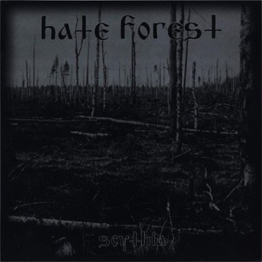 Hate Forest - Scythia (demo 1999)
