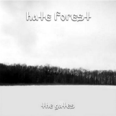 Hate Forest - The Gates EP (2001)