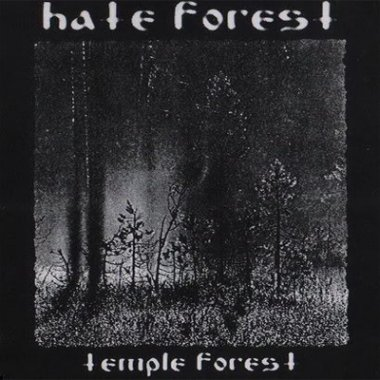 Hate Forest - Temple Forest (demo) (2007)