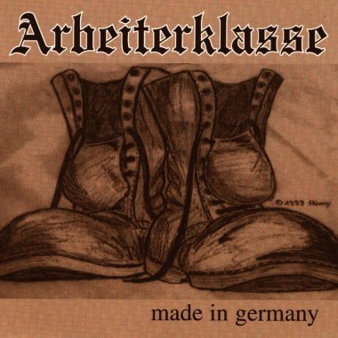 Arbeiterklasse - Made In Germany (1997)