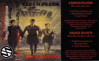Capricornus & Aryan Blood - Split (1999)