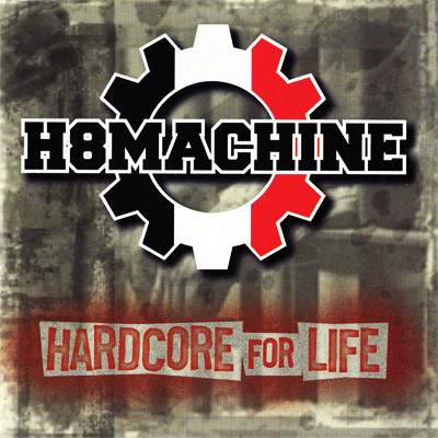 H8Machine - Discography (2001 - 2016)