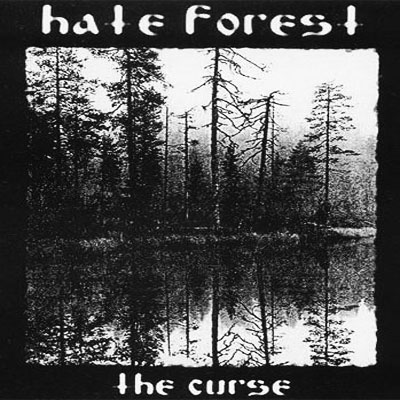 Hate Forest - The Curse (2000) demo