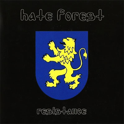 Hate Forest - Resistance (2004) EP