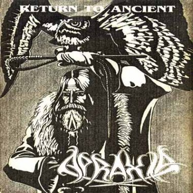 Apraxia - Return to Ancient (1996) demo