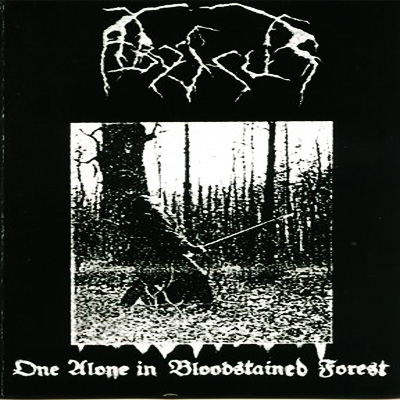 Abyssus - One Alone in Bloodstained Forest (2007) (recorded in 1994)