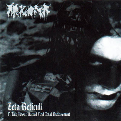 Arkona - Zeta Reticuli: A Tale About Hatred and Total Enslavement (2001)