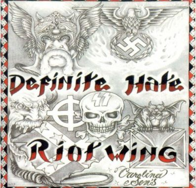 Definite Hate & Riot Wing - Carolina Sons (2001)