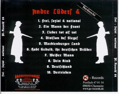 Andre luders nordmacht frei sozial und national 1999