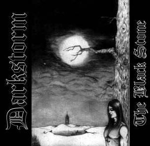 Darkstorm (pre-Ravenlord Darkstorm) - The Black Stone (2008) compilation