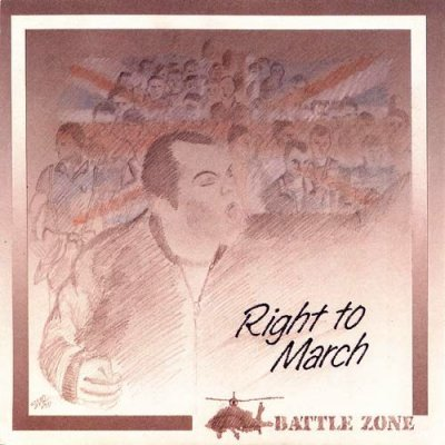 Battle Zone - Right To March (1990)