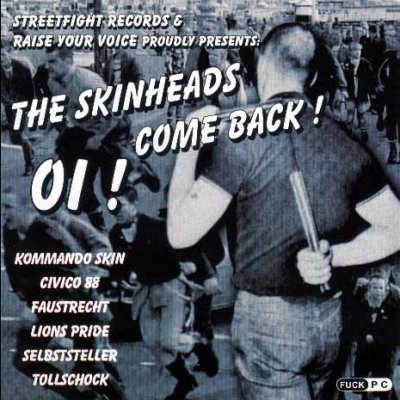 VA - The Skinheads come back! (2005)
