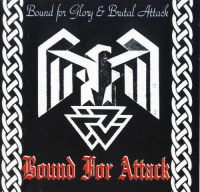 Bound for Attack - Hands Across The Sea (1993)