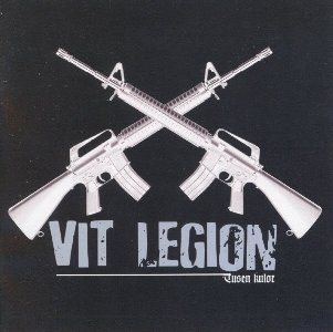Vit Legion - Discography (2001 - 2009)