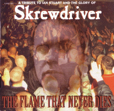 VA - A Tribute To Ian Stuart And The Glory Of Skrewdriver (1996) 2 CD