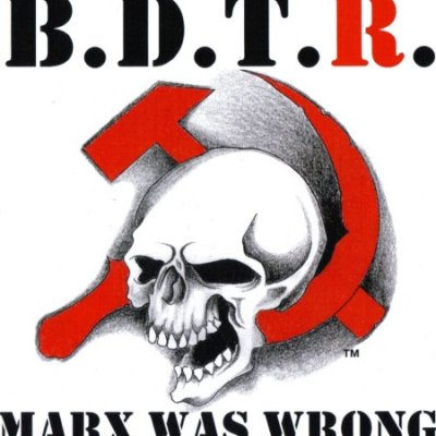 Better Dead Than Red - Marx Was Wrong (2005)