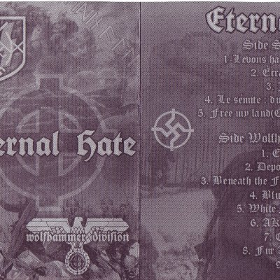 SS Mann & Wolfhammer Division - Eternal Hate [Split] (2006)