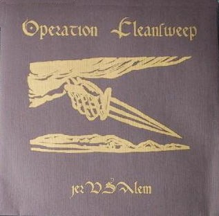 Operation Cleansweep - JerUSAlem (2001)