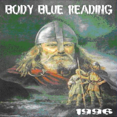 Body Blue Reading (B.B.R.) - Body Blue Reading (1996)