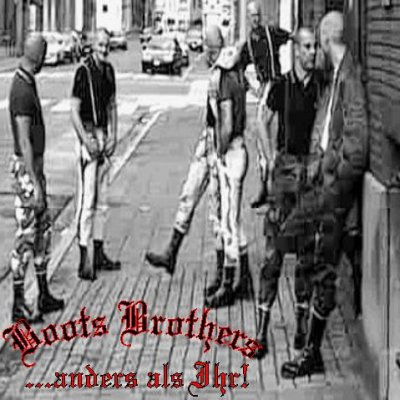 Boots Brothers - Anders Als Ihr (1993)