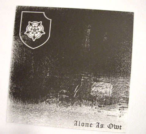 White Medal - Alone As Owt (2011)