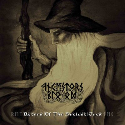 Ancestors Blood - Return Of The Ancient Ones (2008)