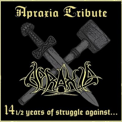 VA - A Tribute to Apraxia - 14 1/2 Years of Struggle Against (2CD 2011)