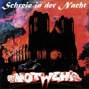 Notwehr - Discography (1995 - 2016)