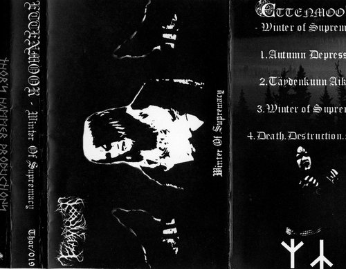 Ettenmoor - Winter Of Supremacy [demo] (2009)