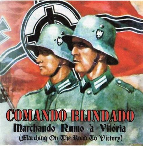 Comando Blindado - Marching On The Road To Victory (2006)