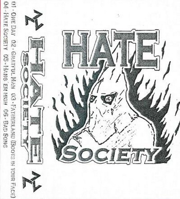 Hate Society - Demo (1997)