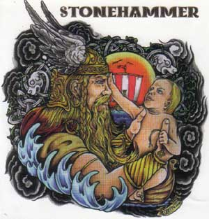 Stonehammer - Sons of our race (1999)