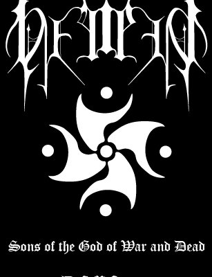Villein - Sons Of The God Of War And Dead [demo] (2011)