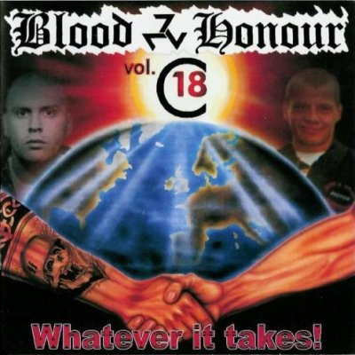 VA - Blood & Honour vol. C18-Whatever it takes! (2004)