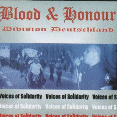 VA - Blood & Honour-Voices of Solidarity (2006)