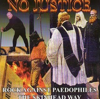 Celtic Warrior & Whitelaw & No Justice - Rock Against Paedophiles